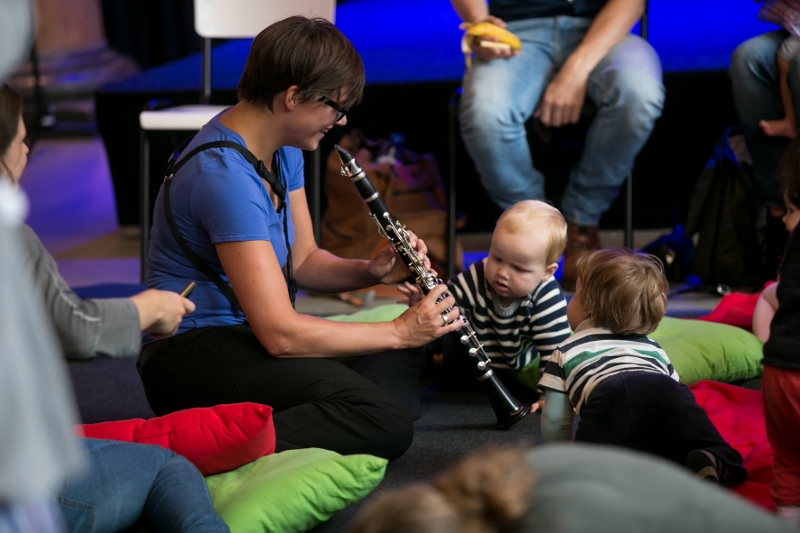 Grachtenfestival 2016 babyconcert